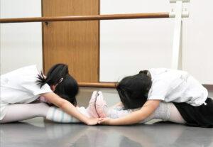 児童クラス 舞台からの経験を大切にする奈良県橿原市のマミバレエスタジオ