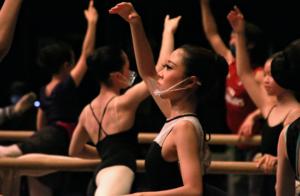 ABOUT マミバレエスタジオ 舞台からの経験を大切にする奈良県橿原市のバレエスタジオ