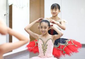 舞台からの経験を大切にする奈良県橿原市のマミバレエスタジオ