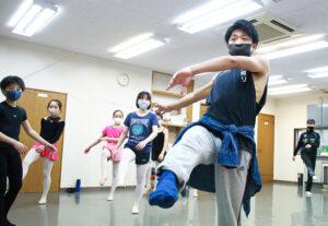 コンテンポラリークラス|奈良県橿原市マミバレエスタジオ