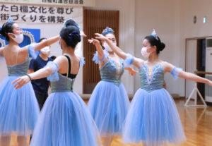 リハーサル風景 舞台からの経験を大切にする奈良県橿原市のマミバレエスタジオ
